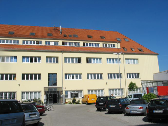 Schulungsgebäude der WBS TRAINING in Celle